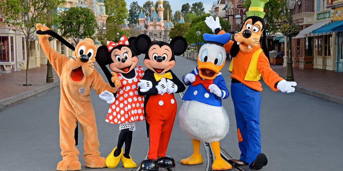 Tour a Disneyland desde Las Vegas