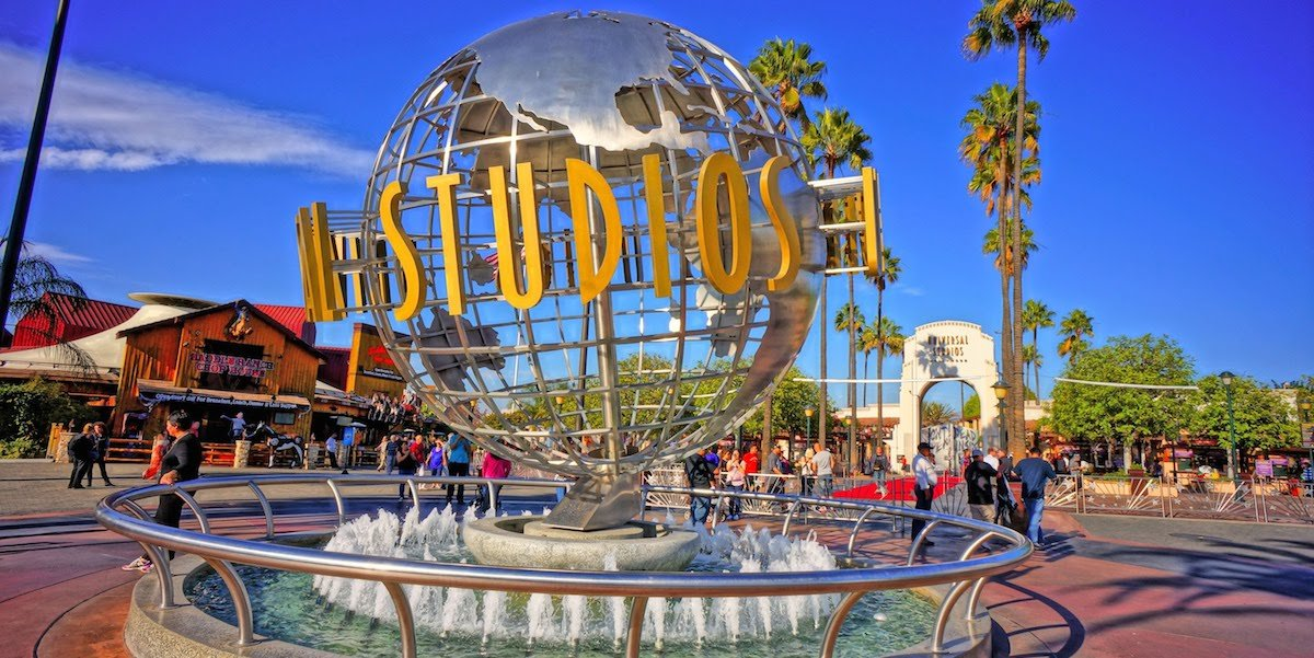 Tour a los Estudios Universal desde Las Vegas