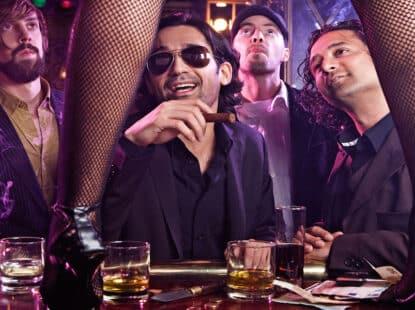 Solteros en Las Vegas