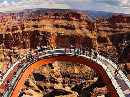 Tour al Gran Cañon con Acceso al Skywalk