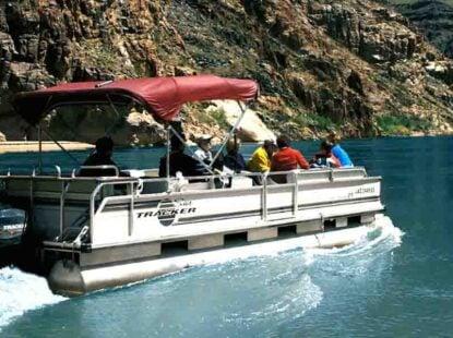 Tour al Gran Cañón con Descenso en Helicóptero, Paseo en Bote y Skywalk