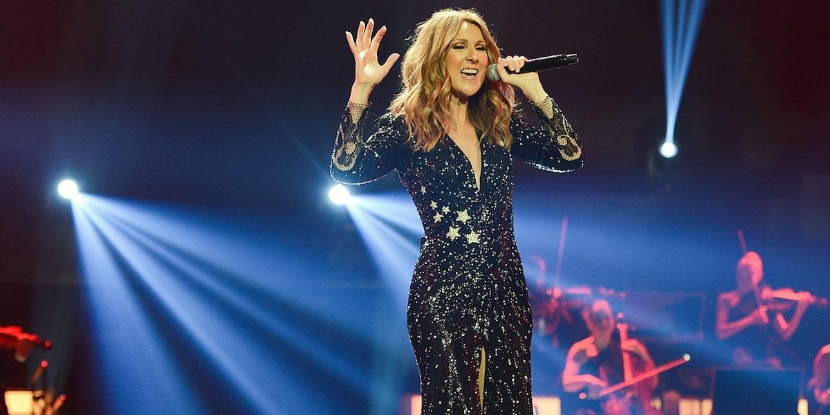 Concierto Celine Dion en Las Vegas