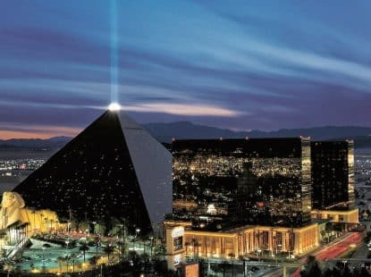 Tour de dos Días de Los Ángeles a Las Vegas