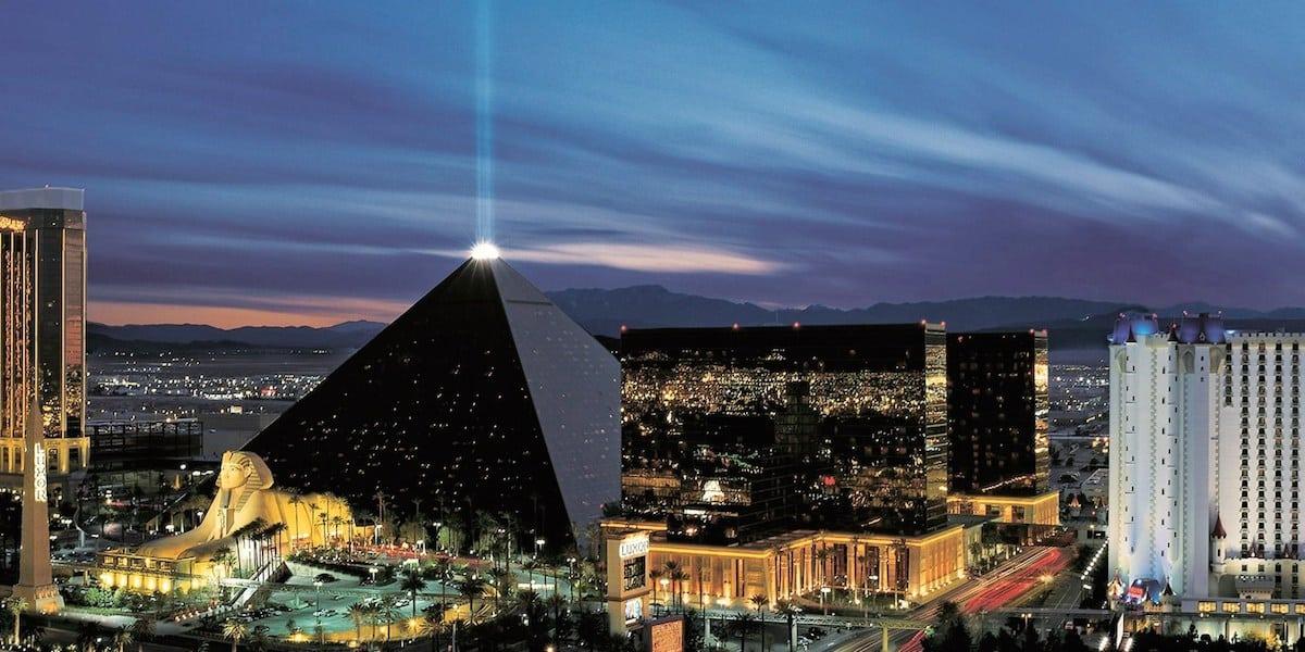 Tour de 2 días desde Los Ángeles a Las Vegas
