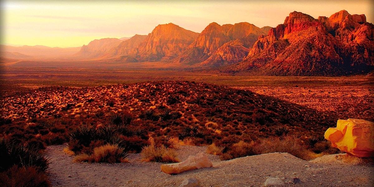 Tour a las Montañas Red Rock