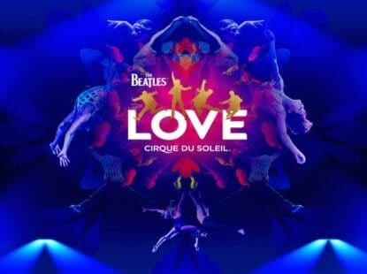 Cirque Du Soleil Beatles Love