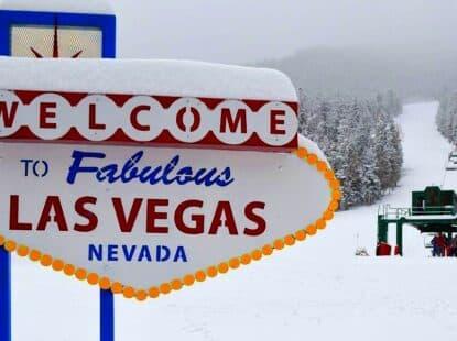 Conoce la Nieve en Las Vegas