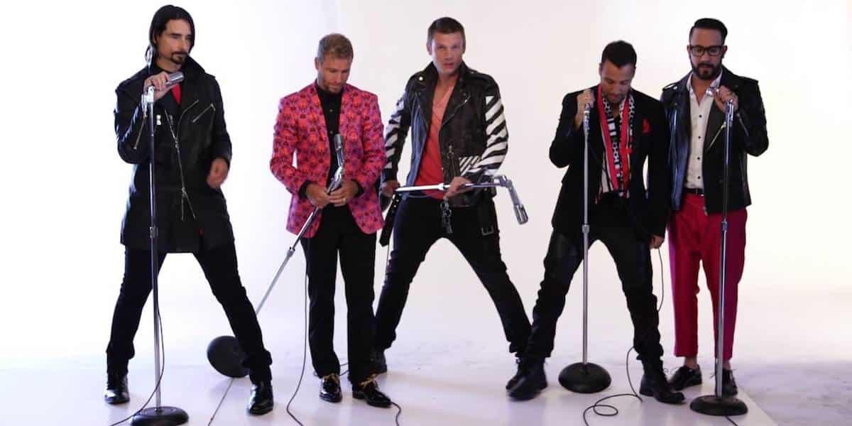 Concierto Backstreet Boys