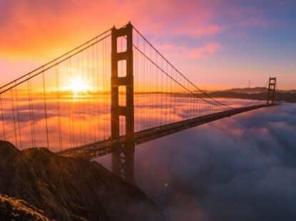 Tour a San Francisco desde Las Vegas en Español