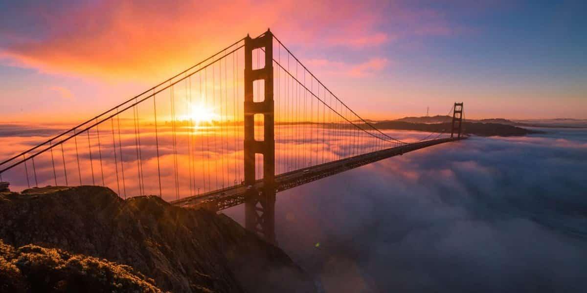 Tour en avión a San Francisco