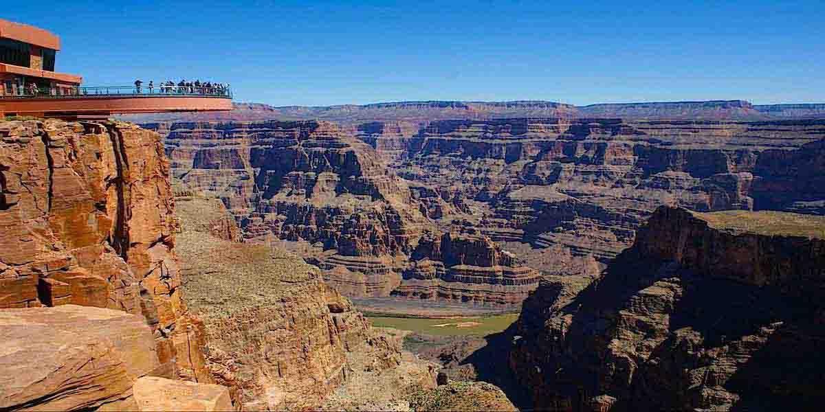 Tours al Gran Cañon, la Presa Hoover y Cañon del Antílope