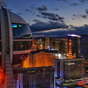 High Roller Las Vegas en tu Idioma