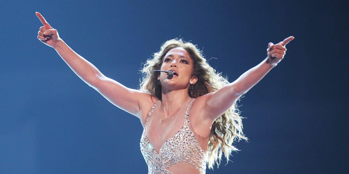 Concierto Las Vegas Jennifer Lopez