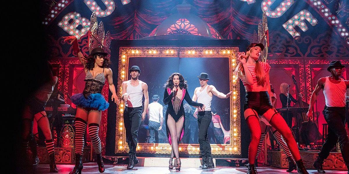 Concierto Cher en Las Vegas