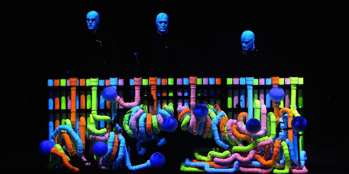Boletos Blue Man Group
