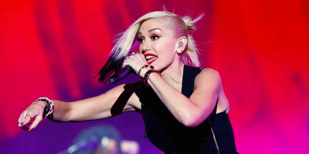 Gwen Stefani en Las Vegas