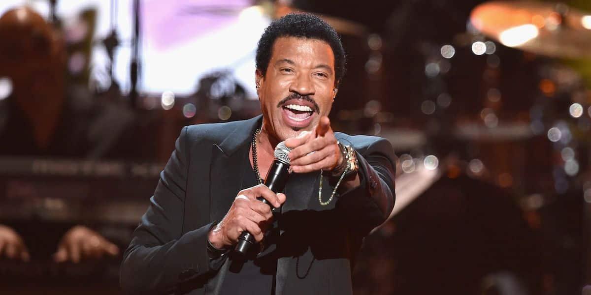 Concierto Lionel Richie en Las Vegas