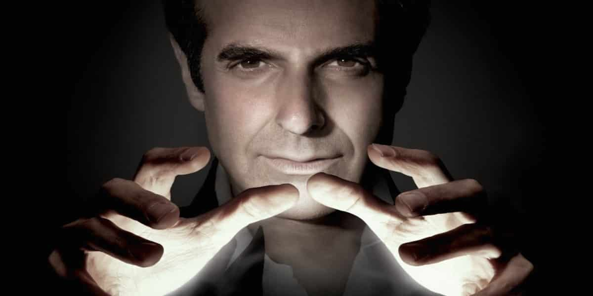 David Copperfield Boletos