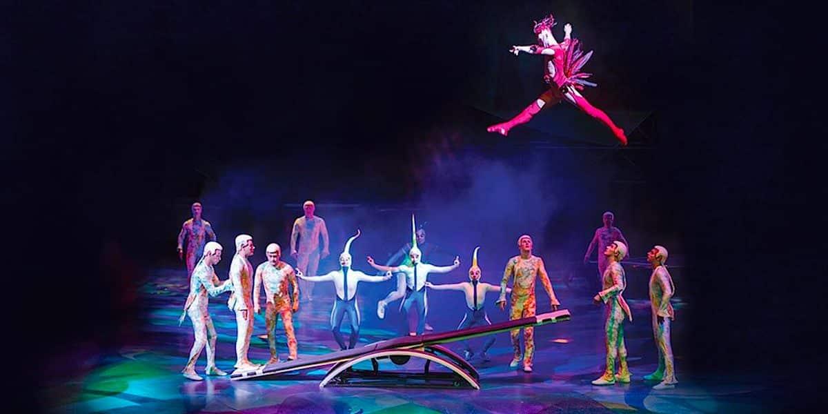 Boletos Cirque Du Soleil Mystere