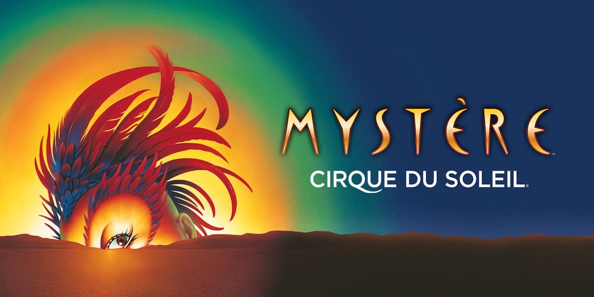 Cirque Du Soleil Mystere Boletos