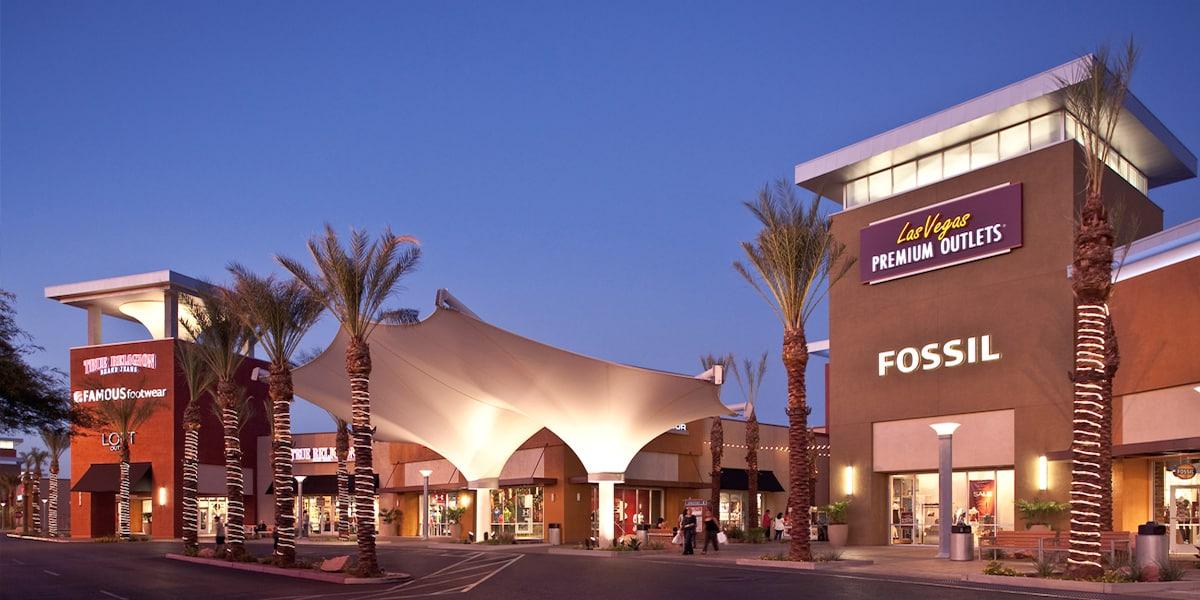Tour de compras por los outlets de Las Vegas