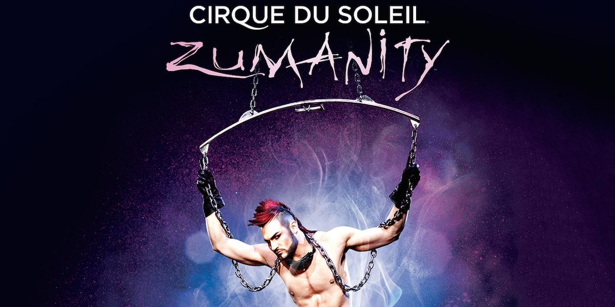 Cirque Du Soleil Zumanity Boletos
