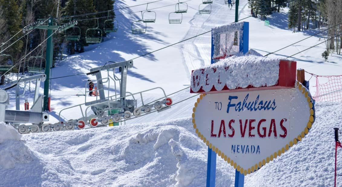 ¿Qué hacer en Invierno en Las Vegas?