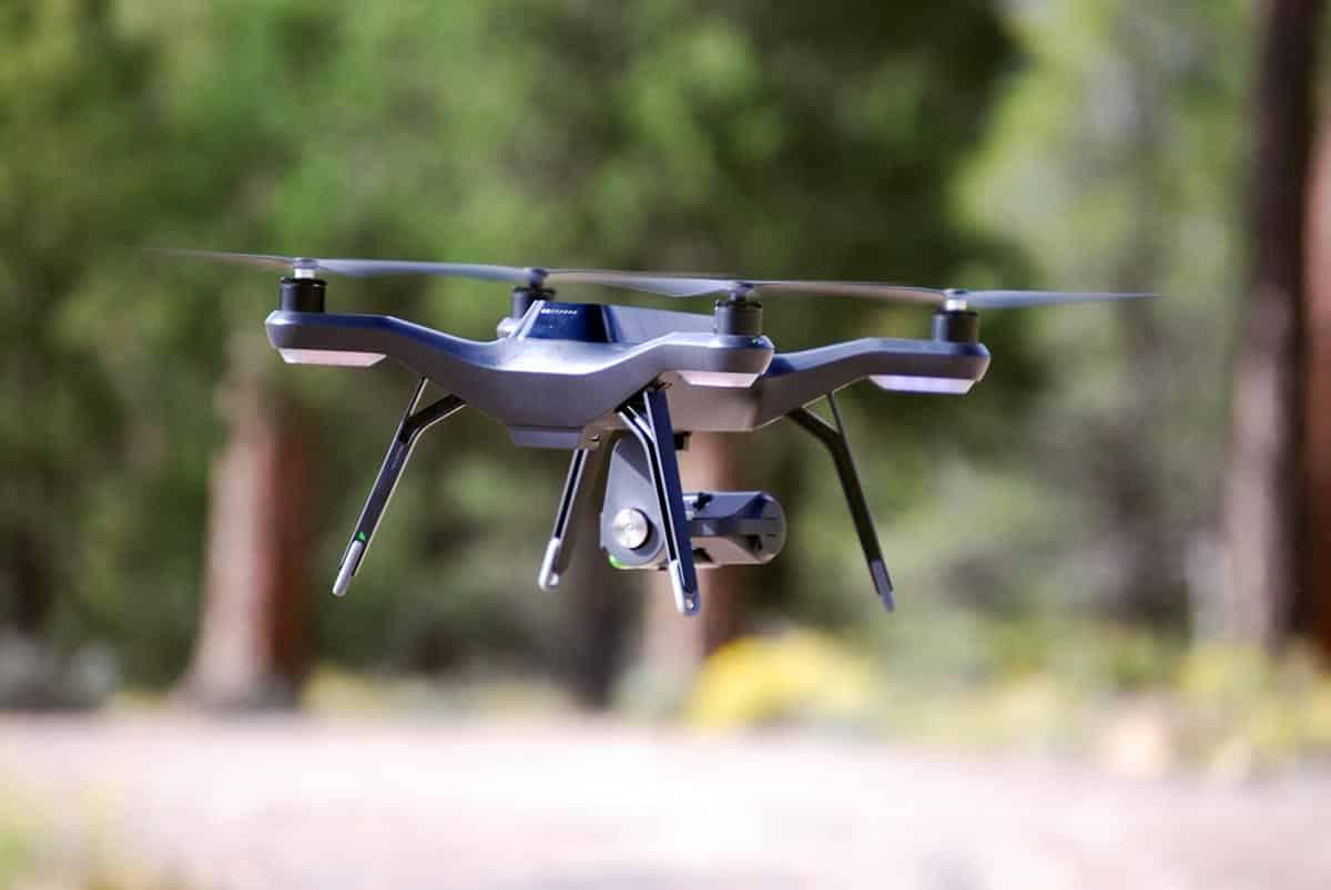 Drones en el Gran Cañón