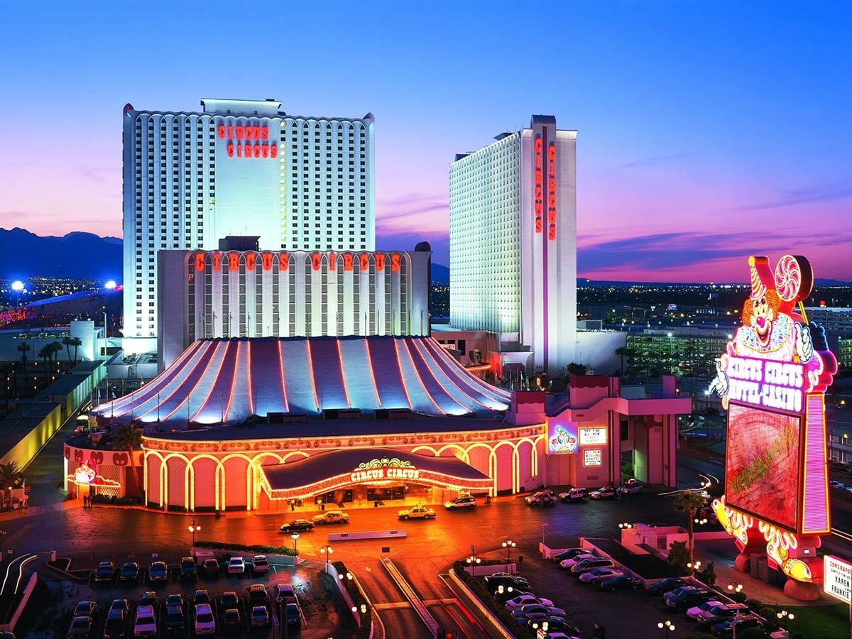 Las Vegas en 2019