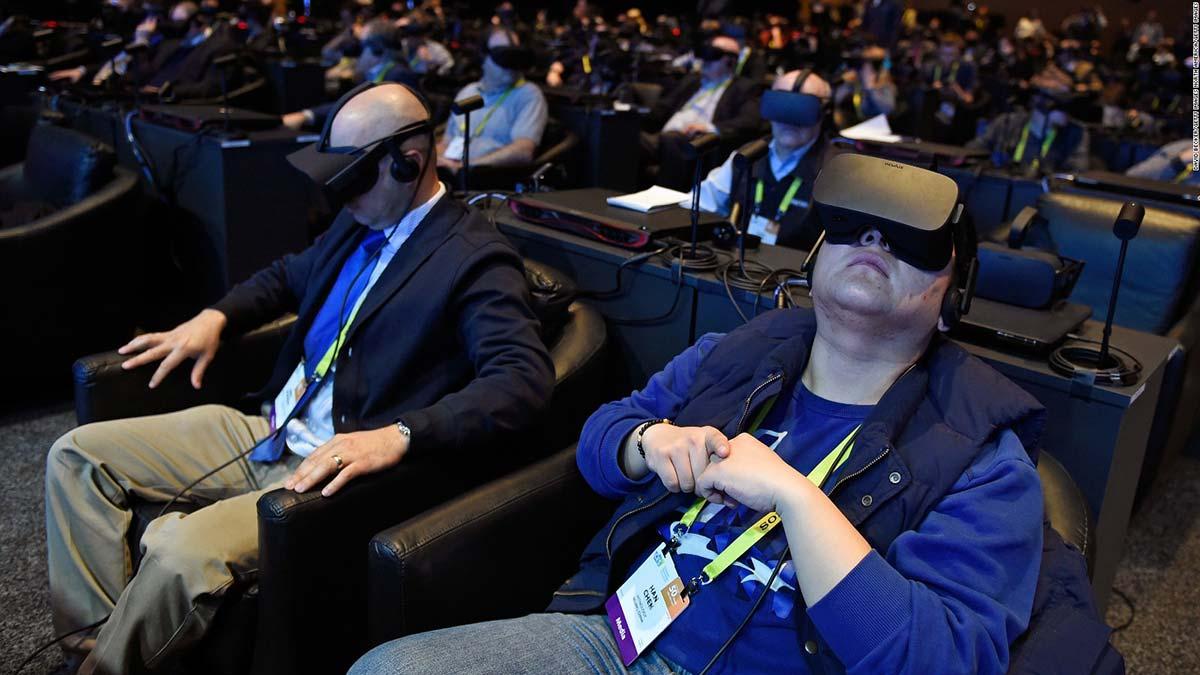 Atracciones en Las Vegas: Realidad Virtual