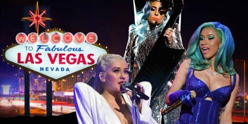 Espectáculos en Las Vegas